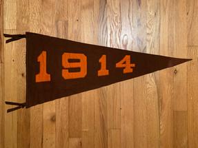 1914 Pennant
