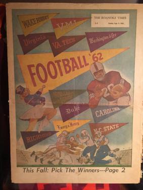 1962 Roanoke Times