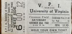 1940 vs UVA