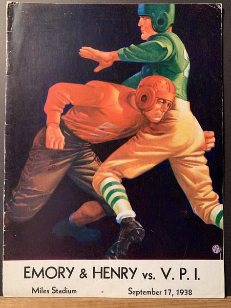 1938 vs Emory & Henry