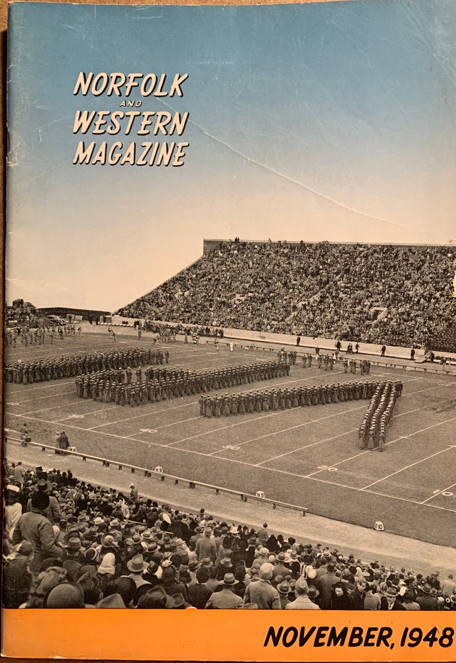 1948 Norfolk Western Mag
