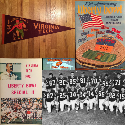 1968 Liberty Bowl