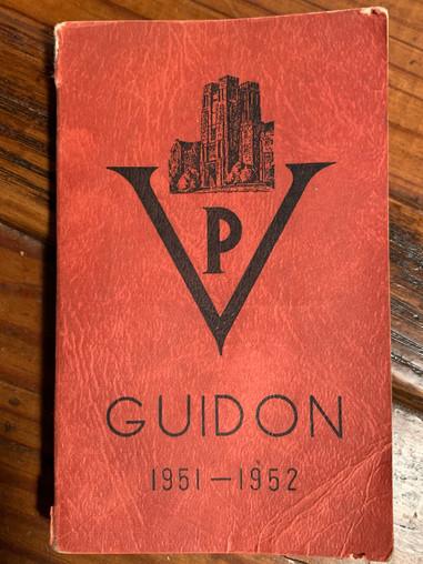 1951-1952 Guidon