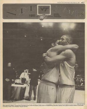 March 1995 Roanoke Times
