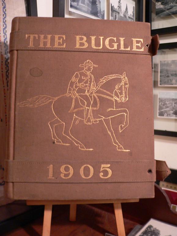 1905 Bugle