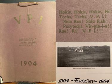 1904 Calendar