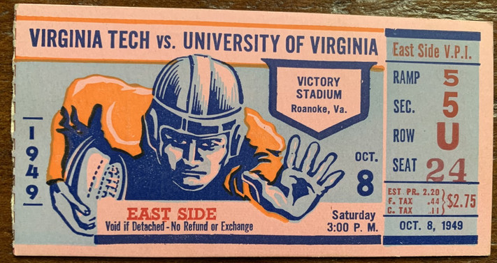 1949 vs UVA