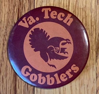 Gobblers Pinback