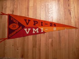 Antique 1930 VPI pennant