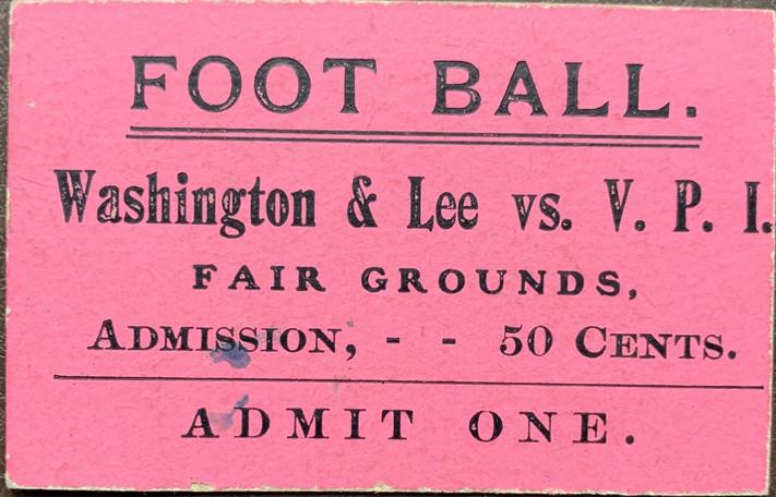 1902 vs W&L