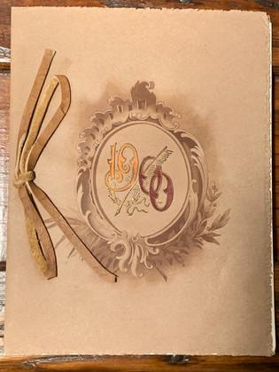 1900 Graduation Program