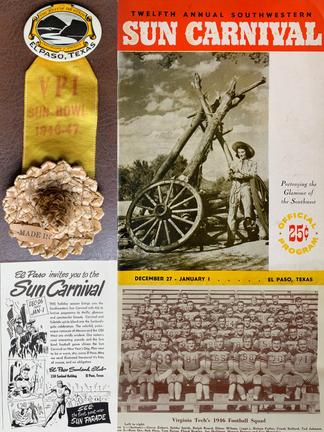 January 1st, 1947 Sun Bowl