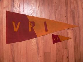 Antique VPI pennant