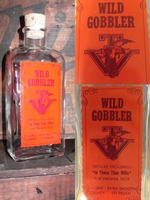 Wild Gobbler bottle