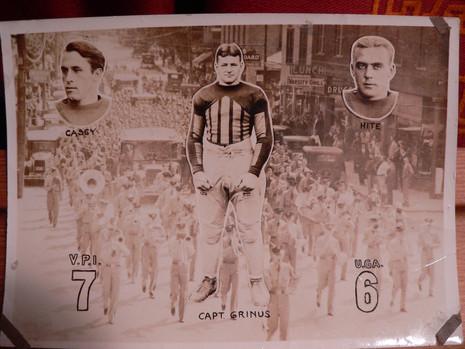 1932 VPI beats Georgia Tribute