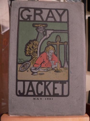 1901 Gray Jacket