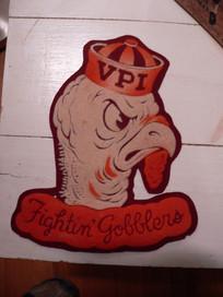 "8"" tall Gobbler Patch"