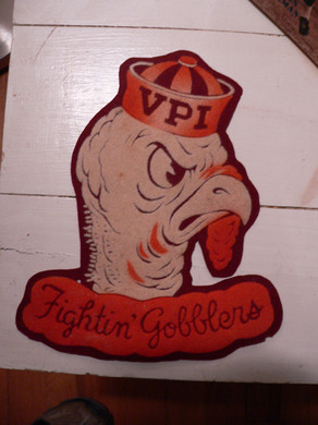 "8"" tall Gobbler Patch"