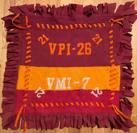 1921 VPI VMI Pillow Sham