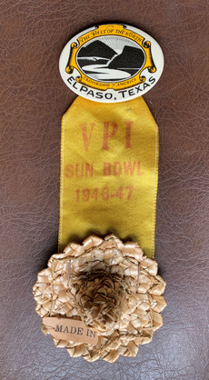 1946/47 Sun Bowl Pin