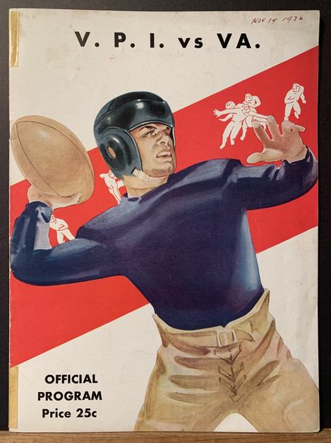 1936 vs UVA