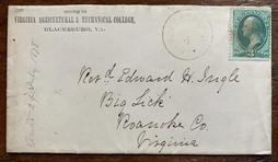 1878 VAMC Envelope