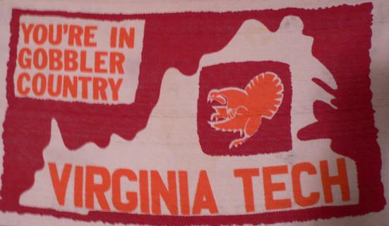 Gobblers tapestry/rug