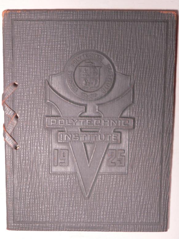 1925 Graduation program