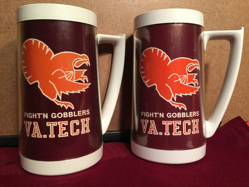Tall Fight'n Gobblers Mugs