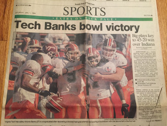 1993 Independence Bowl