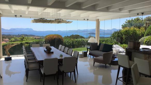 Private Villa, Sardinia, Italy