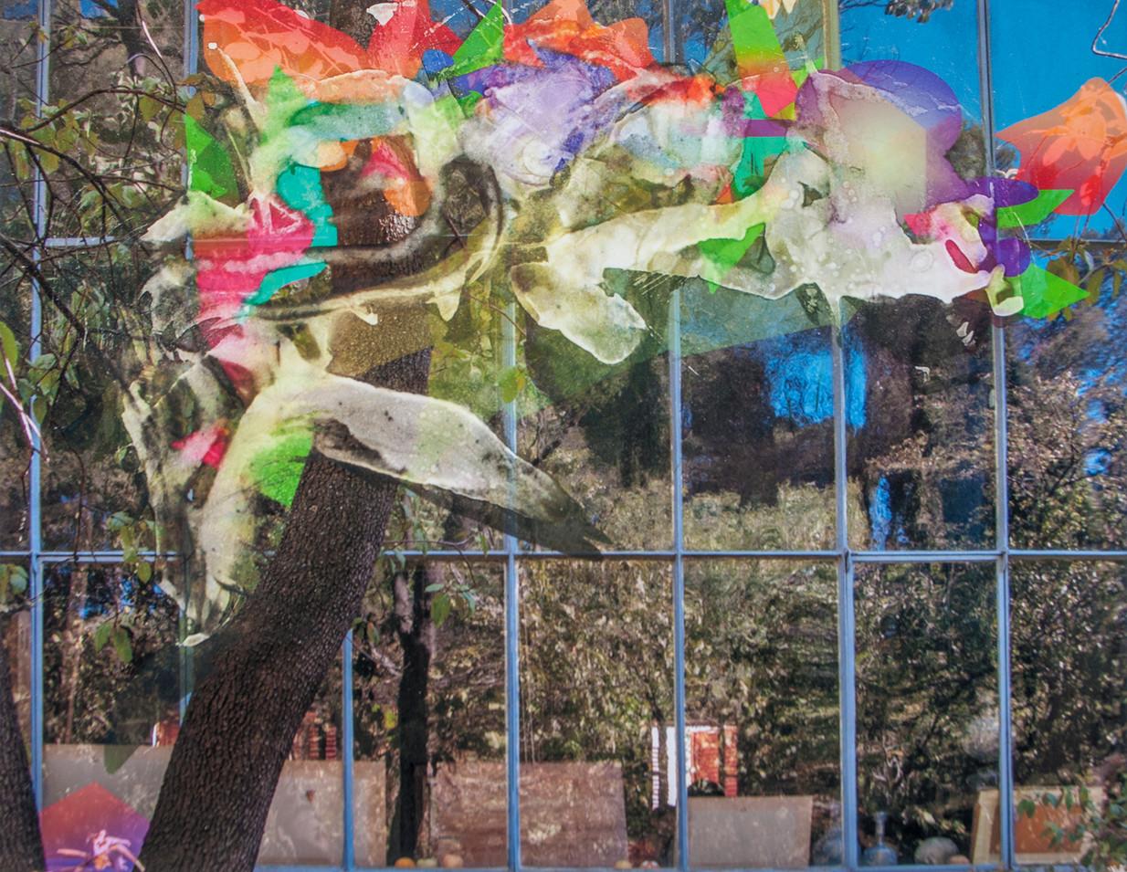 Cezanne's Window - Aix en Provence