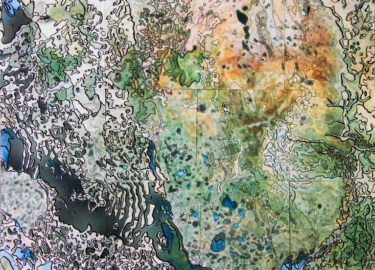 Google Map Drawing II