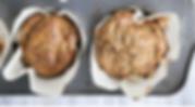 Hemp-banana-muffins