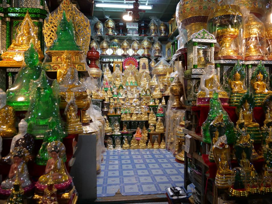 Buddha must be bought