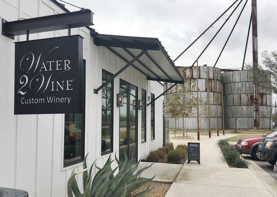 Water2Wine Buda, TX