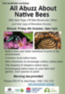 All Abuzz About Native Bees.JPG