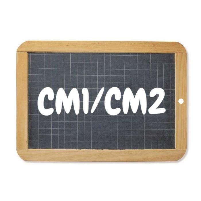 CM1/CM2