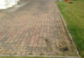 Connaught Property Services Driveway Clean
