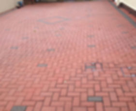 Connaught Property Services Power Washing - Patio