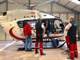7 septembre 2018 -  Visite du CMH de Bra sur Lienne