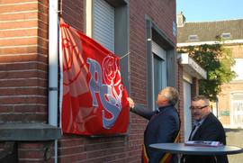30 avril 2016 - Inauguration de la laque commémorative Francis Briscot