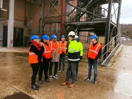 Visite de terrain - Unité de biomasse
