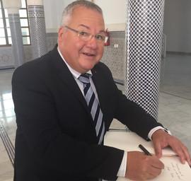 30 mai 2016 - Visite officielle à Rabbat
