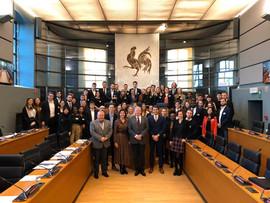 5 décembre 2019 - Concours d'éloquence parlementaire
