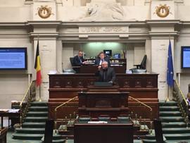Tribune du Parlement fédéral
