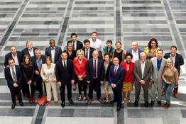 Installation du parlement 18 juillet 2019