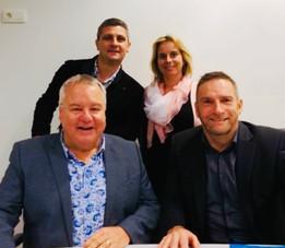 4 décembre 2018 - Le Groupe psplus au Conseil communal