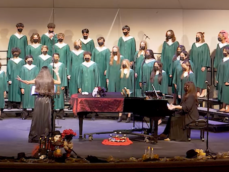 Fall Concert videos now available!