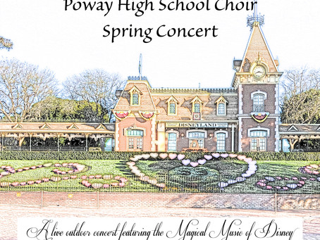 Spring Concert- Save the Date!